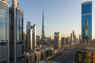 Dubai Balcony's